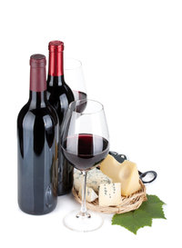Red Wines for Cheese