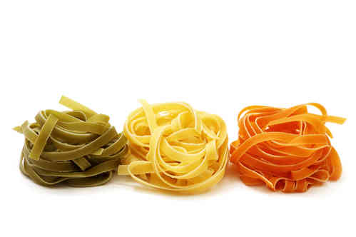 Colored Noodles